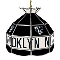 Brooklyn Nets 16' Tiffany-Style Lamp