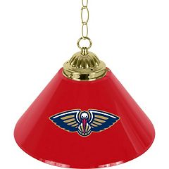 New Orleans Pelicans Single-Shade 14' Bar Lamp