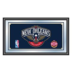 New Orleans Pelicans Framed Logo Wall Art