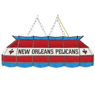 """New Orleans Pelicans 40"""" Tiffany-Style Lamp"""