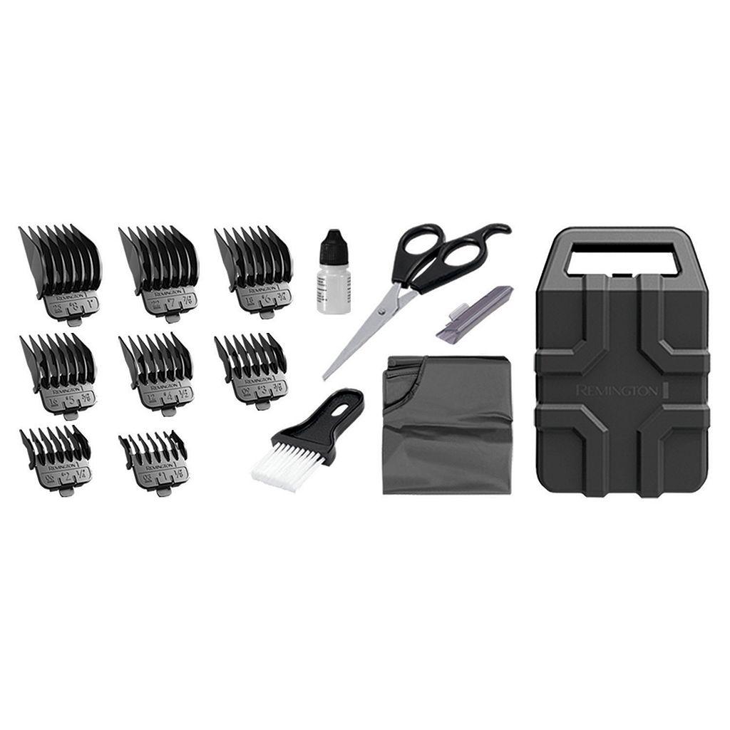 Remington Virtually Indestructible 15-pc. Hair Clipper Kit