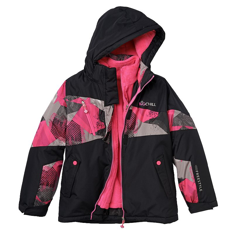 Big Chill Geometric Systems Jacket - Girls 7-16