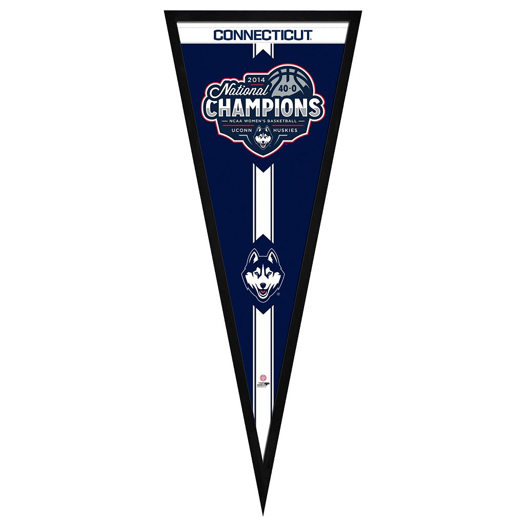 UConn Huskies 2014 NCAA Women's Basketball Champions 13