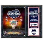UConn Huskies 2014 NCAA Women's Basketball Champions 12' x 15' Plaque