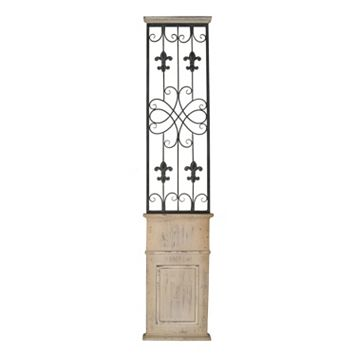 Sheffield Home 61 1/4'' x 13'' Gate Wall Decor