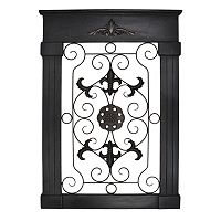 Sheffield Home 42'' x 30'' Gate Wall Décor