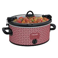 Crock-Pot 6-qt. Cook & Carry Slow Cooker
