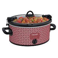 Crock-Pot 6-qt. Cook & Carry Slow Cooker