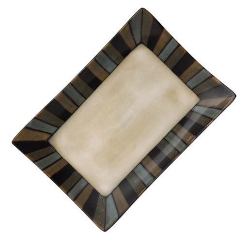 Pfaltzgraff Everyday Cayman Rectangular Platter