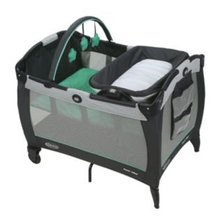 Graco Pack 'n Play Playard Reversible Napper & Changer LX Bassinet