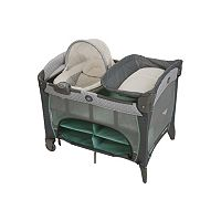 Graco Newborn Napper Deluxe Pack 'N Play Playard