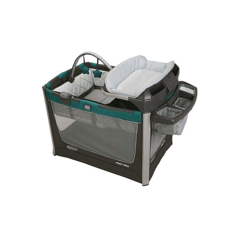 kohls sales graco smart stations pack n 39 play valid 5 14 5 25. Black Bedroom Furniture Sets. Home Design Ideas