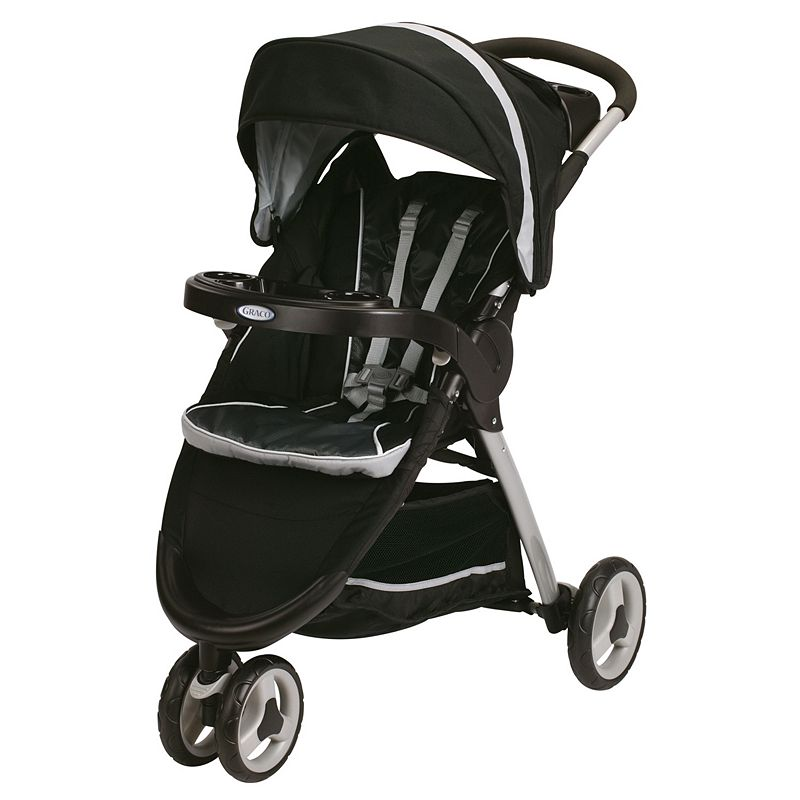 Graco FastAction Click Connect Sport Stroller