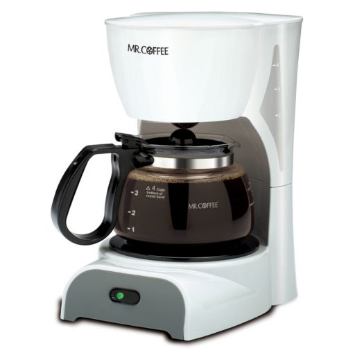Mr. Coffee Switch DR Series 4-Cup Coffee Maker