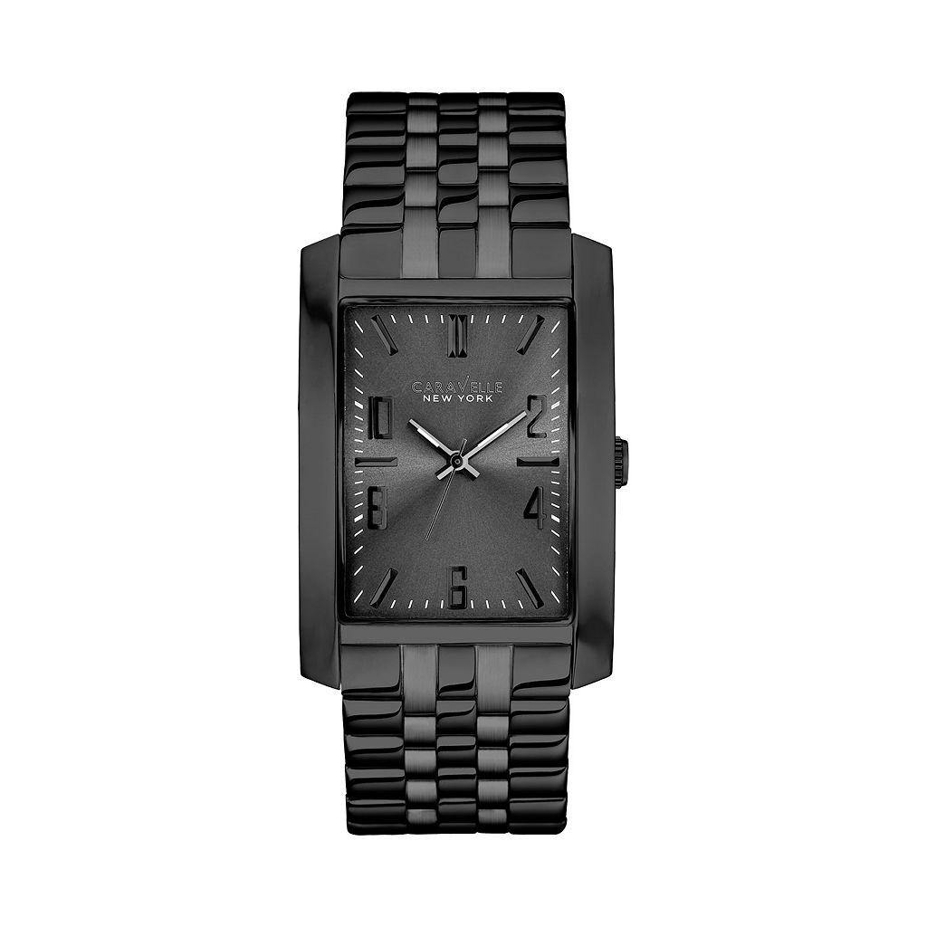 Caravelle New York by Bulova Men's Stainless Steel Watch - 45A117