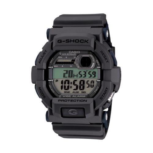 Casio Watch - Men's G-Shock Resin Digital Chronograph