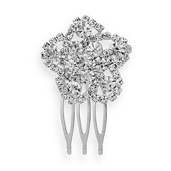 Crystal Allure Crystal Flower Hair Comb
