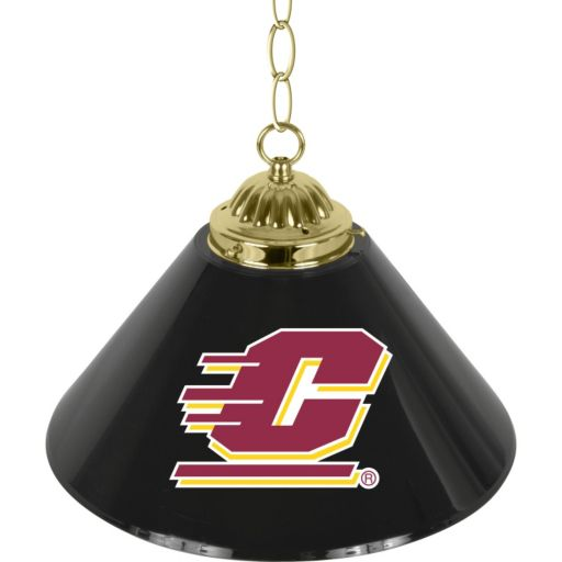 "Central Michigan Chippewas Single-Shade 14"" Bar Lamp"