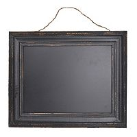 Parisian Home Framed Chalkboard Wall Decor