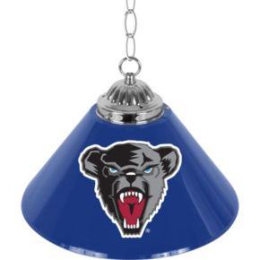 """Maine Black Bears Single-Shade 14"""" Bar Lamp"""
