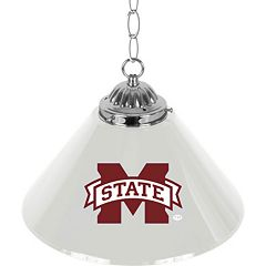Mississippi State Bulldogs Single-Shade 14' Bar Lamp