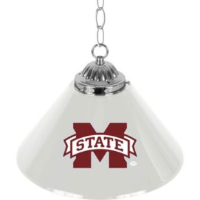 "Mississippi State Bulldogs Single-Shade 14"" Bar Lamp"
