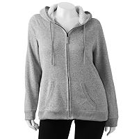 Plus Size SONOMA Goods for Life™ Sherpa Hoodie