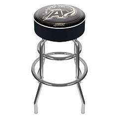Army Black Knights Padded Swivel Bar Stool