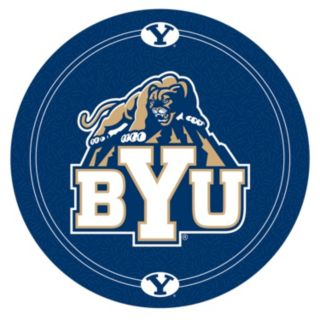 BYU Cougars Padded Swivel Bar Stool