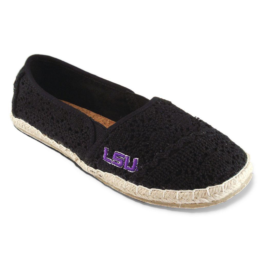 Women's Campus Cruzerz LSU Tigers Napili Slip-On Shoes