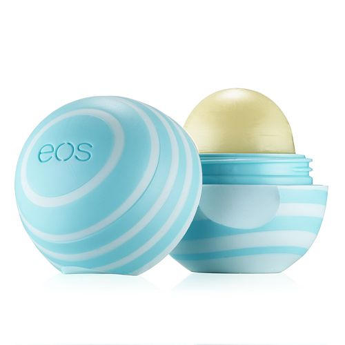 eos Visibly Soft Vanilla Mint Lip Balm Sphere