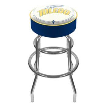 Toledo Rockets Padded Swivel Bar Stool