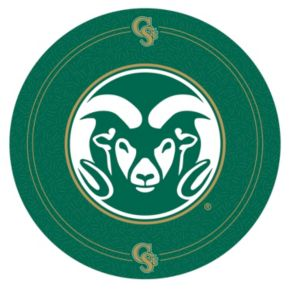 "Colorado State Rams Single-Shade 14"" Bar Lamp"