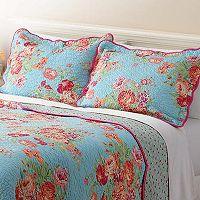 Home Classics® Sarah Bright Floral Sham - Standard