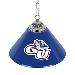 Gonzaga Bulldogs Single-Shade 14' Bar Lamp