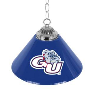 "Gonzaga Bulldogs Single-Shade 14"" Bar Lamp"