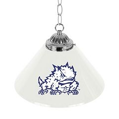 TCU Horned Frogs Single-Shade 14' Bar Lamp