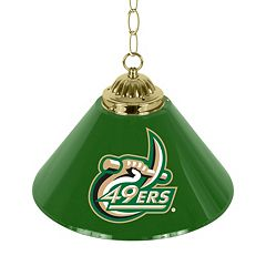 Charlotte 49ers Single-Shade 14' Bar Lamp