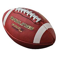 Rawlings Pro5 Leather PeeWee Football
