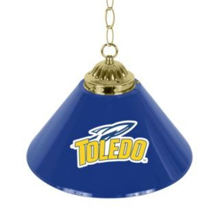 "Toledo Rockets Single-Shade 14"" Bar Lamp"