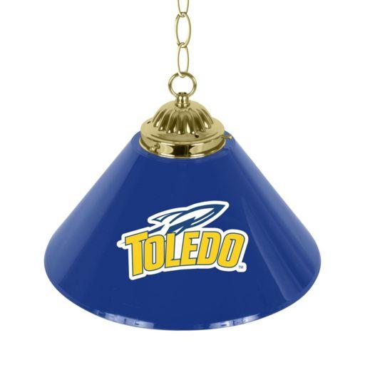 "Toledo Rockets Single-Shade 14"" Bar Lamp"