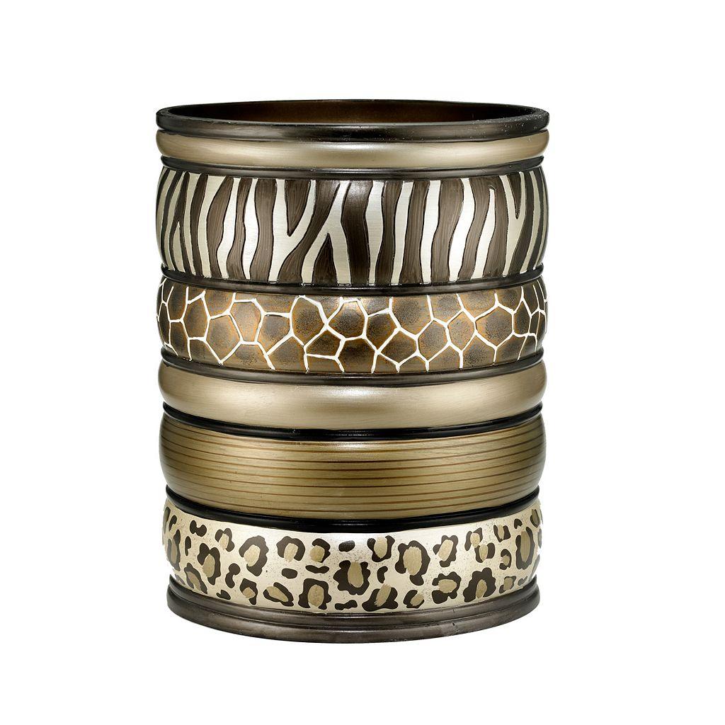 Safari Stripes Wastebasket