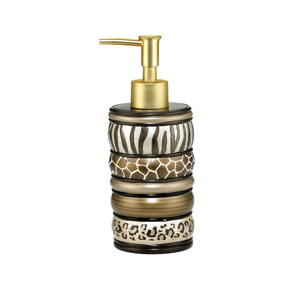 Safari Stripes Lotion Pump
