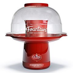 Presto Fountain Hot Air Popcorn Popper