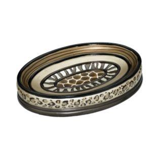 Safari Stripes Soap Dish