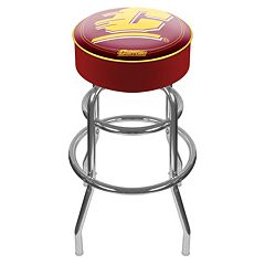Central Michigan Chippewas Padded Swivel Bar Stool