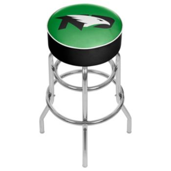 North Dakota Padded Swivel Bar Stool