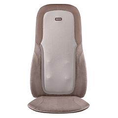 HoMedics Quad Shiatsu Pro Massage Cushion with Heat