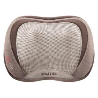 HoMedics Shiatsu Elite 3D Shiatsu & Vibration Massage Pillow with Heat