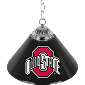"Ohio State Buckeyes Single-Shade 14"" Bar Lamp"
